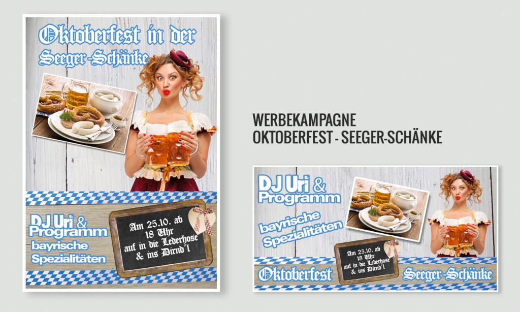 Webseite für Seeger-Schänke Zittau