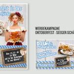 Flyer und Plakate Oktoberfest